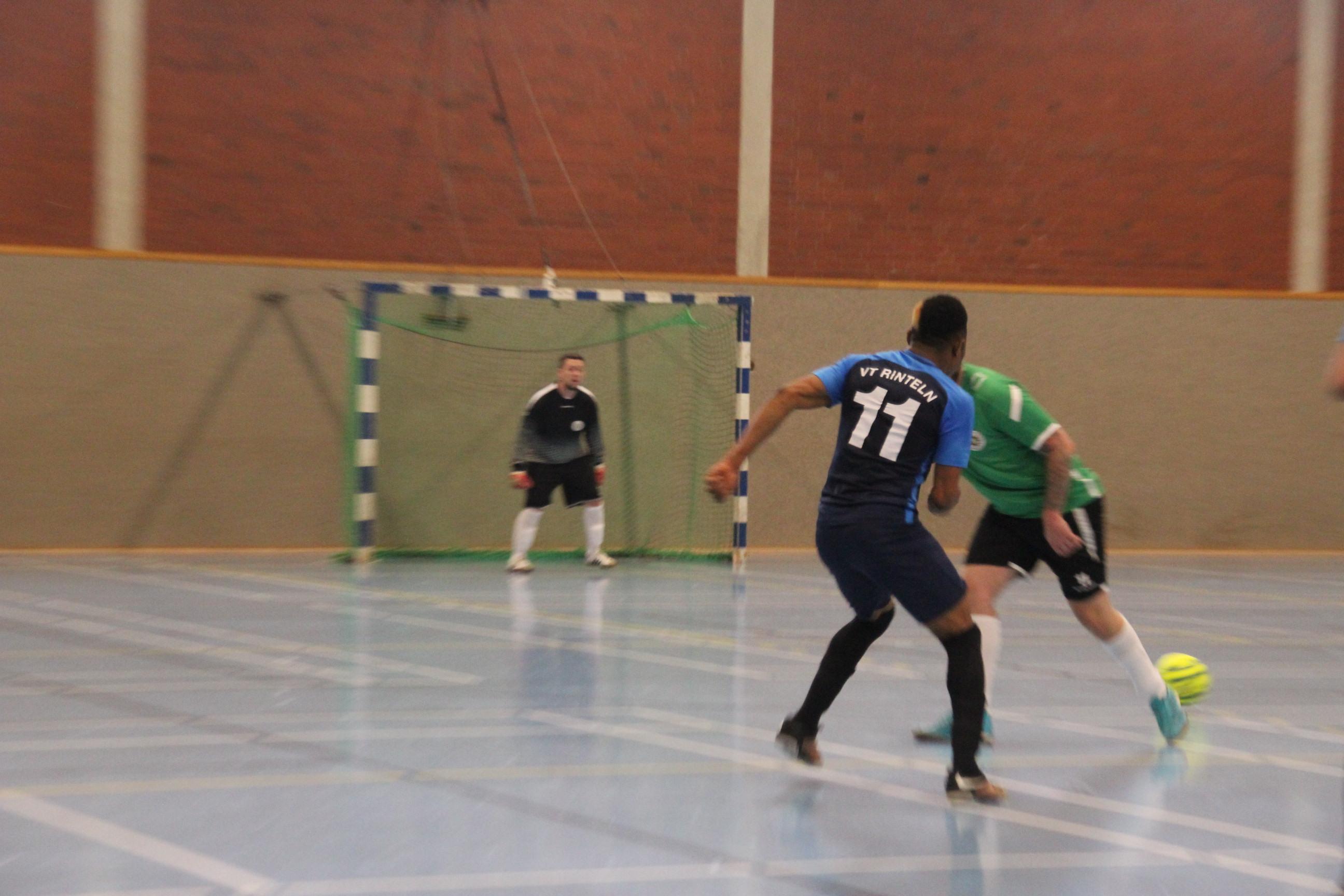 Futsalspieler für die Reginalliga gesucht